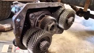 Eaton 13 speed...how it works