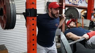 powerlifting battle exercise variation vs accessories