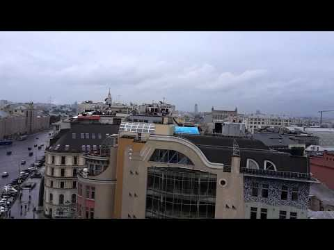 Смотровая площадка на крыше ЦДМ