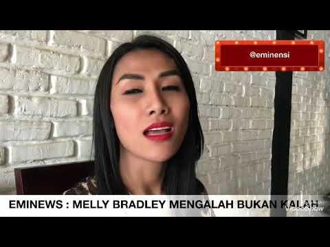 EMINEWS : MELLY BRADLEY BERDAMAI DENGAN LUCINTA LUNA