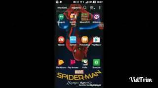 Ускоренное прохождение Spider man Unlimited  часть 1 долгое обучение