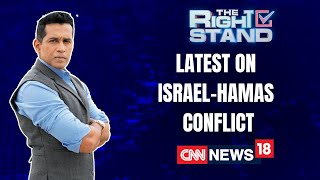 Israel-Hamas Conflict | Israel Foreign Ministry, Diplomat, Paul Hirschson With Views | TheRightStand
