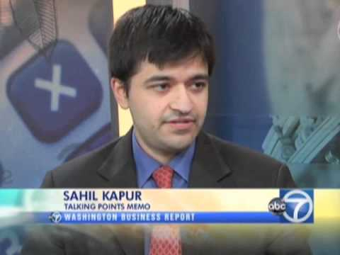TPM's Sahil Kapur Talks Supreme Court & Health Care On ABC's Washington Business Report
