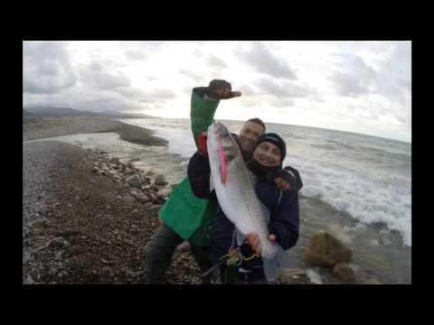 Spigole a Spinning in foce, by pino gentile Nokitomo e tonino vadala'...... 21febbraio2014