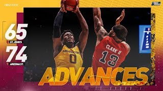 Arizona State vs. St. John's: Watch the Sun Devils advance in 8 minutes