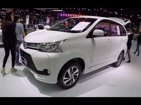 Video Review New Compact Mpv Toyota Avanza 2016, 2017