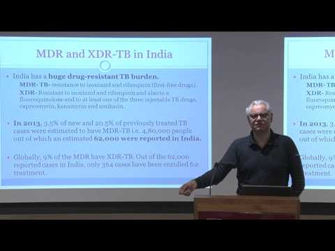 Developing a Rights-Based Approach to Tuberculosis: Keynote Address by Anand Gover