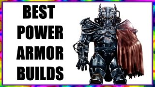 Fallout 4 - Top 5 Power Armor Builds