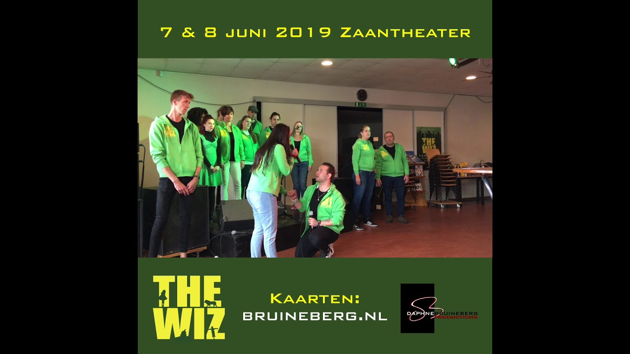 Musical The Wiz Live 2019 - Dutch/NL