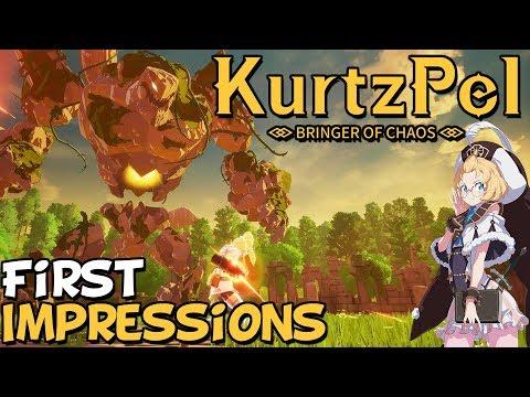 "Kurtzpel First Impressions ""Is It Worth Playing?"""