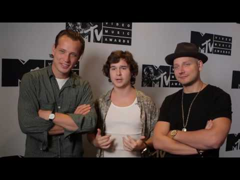 Behind The Scenes At The MTV VMA's!