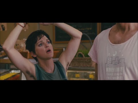 Anna Faris Hairy Armpits ALL SCENES from The Dictator