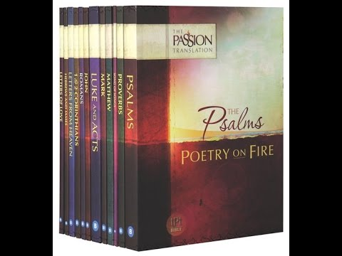 The Passion Translation by Brian Simmons (90 sec)