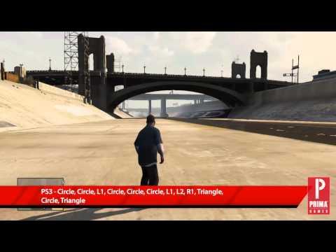 GTA 5 Cheats: Spawn Buzzard Attack Helicopter