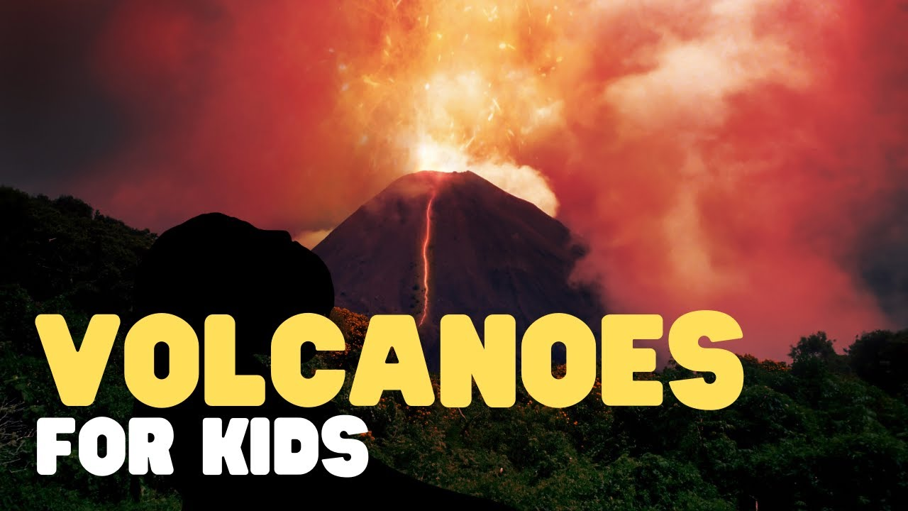 medium resolution of Volcanoes for Kids   A fun and engaging introduction to volcanoes for  children - YouTube