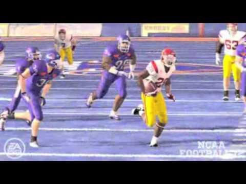 Dillon Baxter TD Run