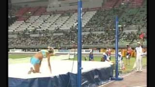 2007 World Championships, Womens High Jump