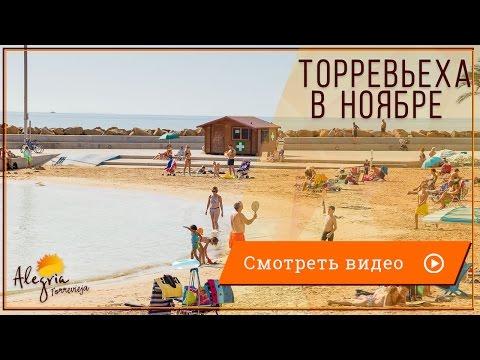 Погода в Торревьехе в ноябре