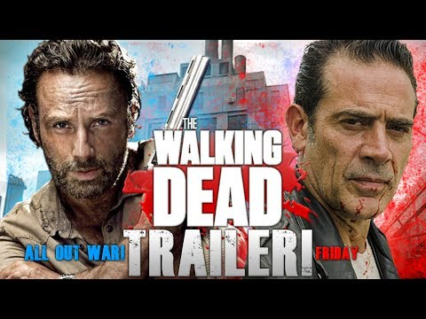 The Walking Dead Season 8 Trailer Expectations!