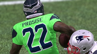 CRAZY HAIL MARY THROW TO DECIDE THE GAME! Madden 17 Online Connected Franchise Gameplay