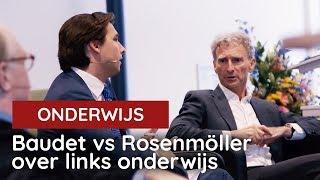 Thierry Baudet vs. Paul Rosenmöller in Groenlo over links onderwijs