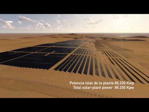 Soventix Chile Domeyko - Solar power plant in Atacama Region