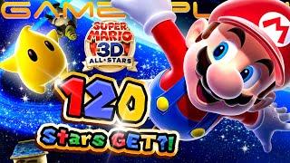 Lets Get All 120 Stars in Super Mario Galaxy - Super Mario 3D All-Stars