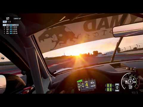 Project CARS 2 - Live Stream from ANZCRL - Multiplayer in VR