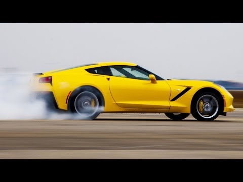 Piloting the 2014 Chevrolet C7 Corvette to Legendary NASA Space Sites! - Epic Drives Ep. 25
