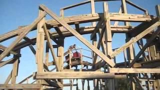 Chris Buck: Backyard Roller Coaster / Popular Mechanics