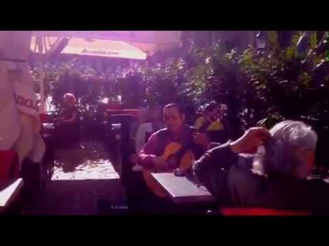 Italian Guitarist and Danish Contentedness
