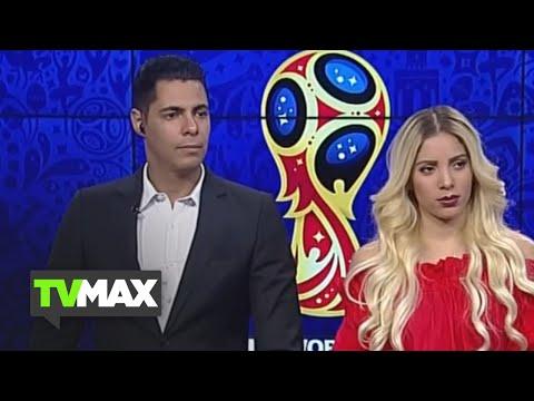 Simulacro sorteo mundial Rusia 2018 TVMAX