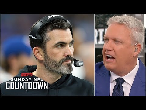 Kevin Stefanski Is A Fantastic Hire For The Browns - Rex Ryan | NFL Countdown