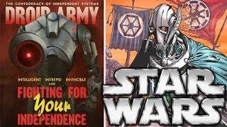 Separatist Propaganda: Star Wars lore