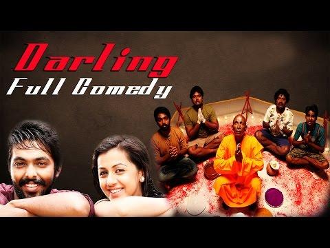 Darling (2015) - Full Comedy | G. V. Prakash Kumar | Nikki Galrani | Karunas | Bala