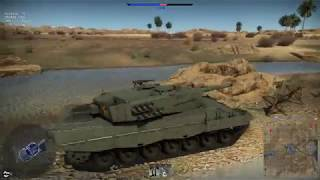 War Thunder - NEW Leopard 2A4, another abrams?