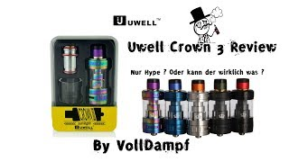 Uwell Crown 3 Review *Hype oder Flop?*