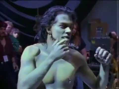 Axl Rose It's not easy being green
