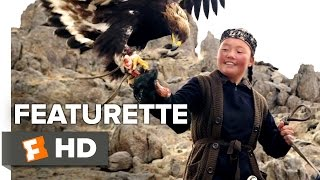 The Eagle Huntress Featurette - Soaring Cinematography (2016) - Documentary