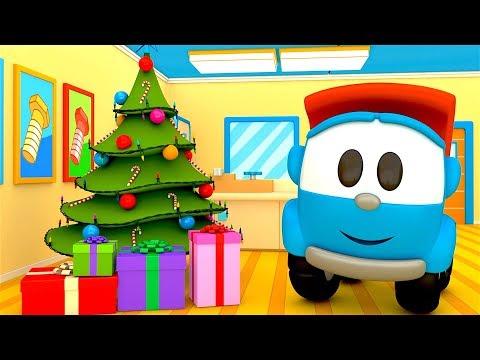 Canciones de Leo el Pequeño Camión - La Canción de Navidad