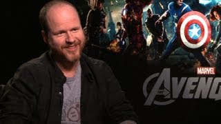 Joss Whedon Talks Directing And Writing 'The Avengers'