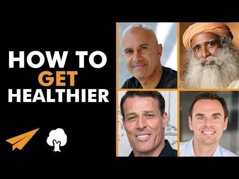 5 TIPS to Get HEALTHIER & Feel BETTER - #BelieveLife