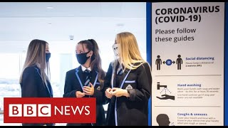 1 in 5 secondary school pupils at home due to coronavirus in England - BBC News