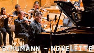 Schumann - Novelette No. 1 for Piano & Orchestra