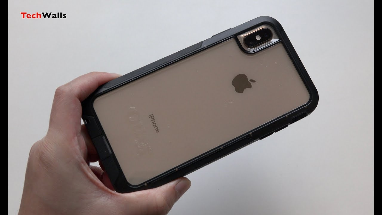 promo code e1995 4d6f6 OtterBox Pursuit Series Case for iPhone XS Max