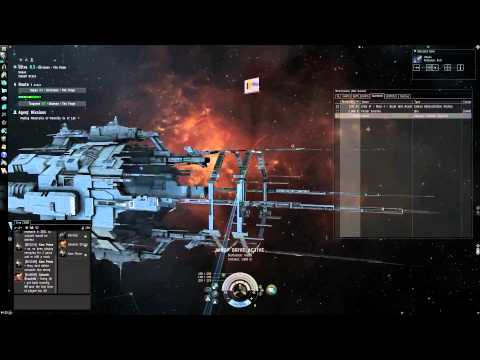 Eve Online Tutorial: Industry Career Agent Missions 3-6