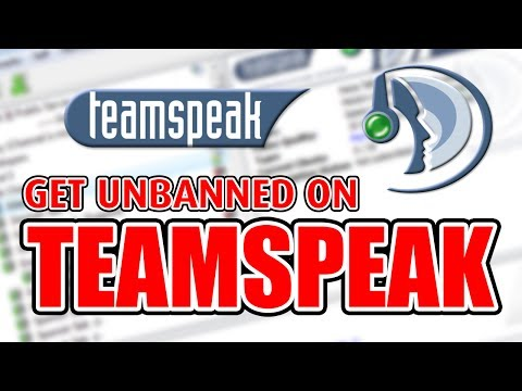 TEAMSPEAK BAN BYPASS 2017 - GET UNBANNED ON ANY TS3 SERVER [TUTORIAL]