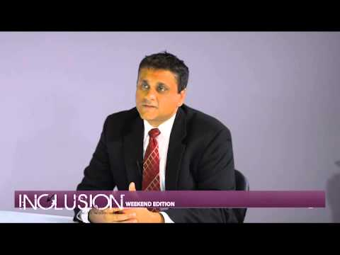 The Inclusion Show with Wallace Ford (Sangeet Khanna.MD)