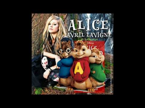 Avril Lavigne - Alice (Chipmunk Version)