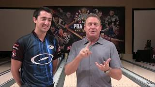 Bowling Tips from the Pros with Randy Pedersen - Marshall Kent on Versatility